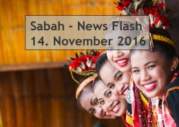 Sabah News Flash - 14 November 2016
