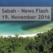 Sabah News Flash - 19. November 2016