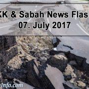 Earthquake Victims - Ranau 2015