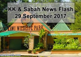 17-09-29 Sabah Endangered-Wildlife-Lok Kawi Wildlife Park