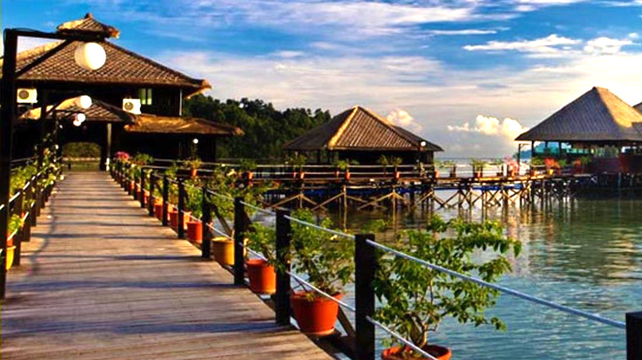 Gayana Eco Resort - Kota Kinabalu