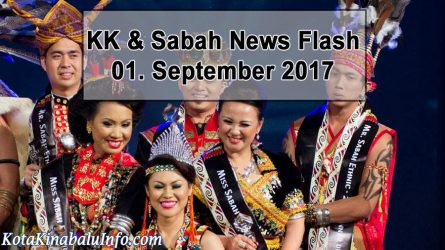 Sabah National Day Parade Full of Color and Culture
