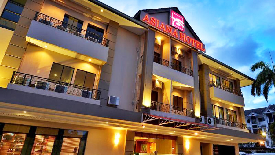 Asiana Hotel in Kota Kinabalu