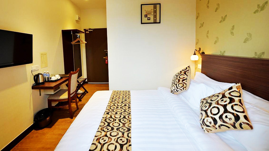 Asiana Hotel - room