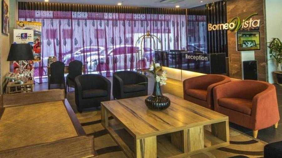 Borneo Vista Suites Hotel - lobby