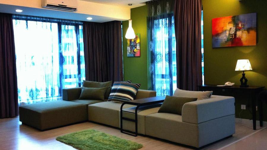 Borneo Vista Suites Hotel