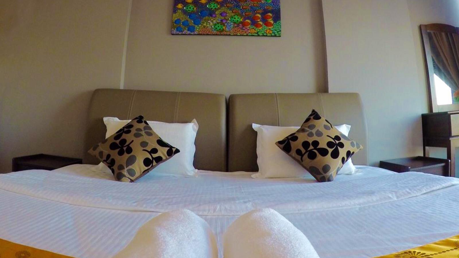 Budget Hotel in Kota Kinabalu