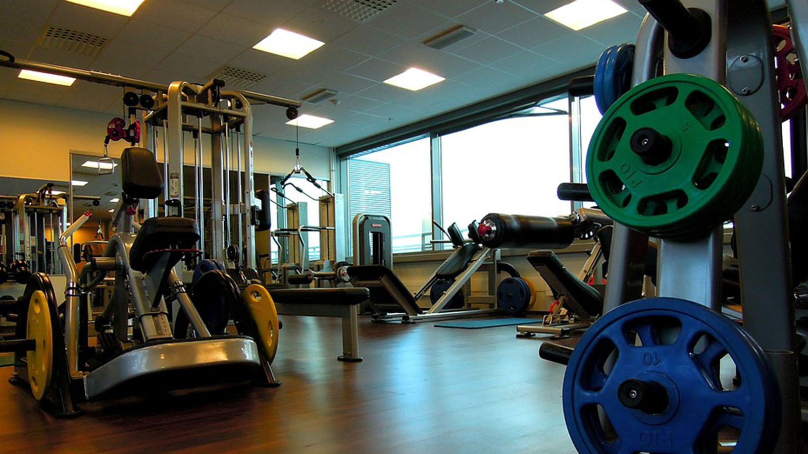 Health and Fitness Center - Budget Hotels in Kota Kinabalu