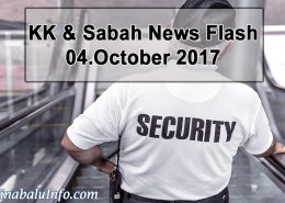 Sabah Security Forces Prepares for Expected Tourist Arrivals