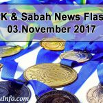 Gold Medals for Sabah Gymnasts