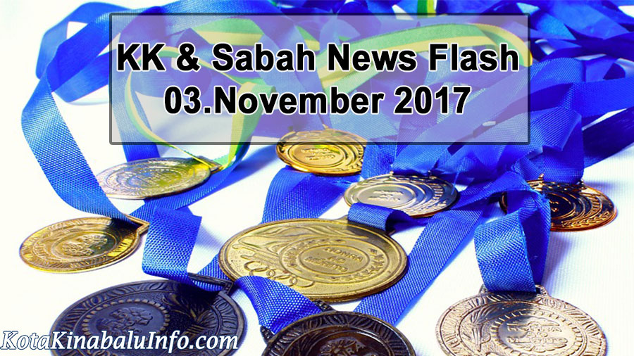 Gold Medals for Sabah Gymnasts