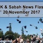 University Utara Malaysia Student Graduates Despite Disability
