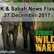 Sabah's Endangered Wildlife