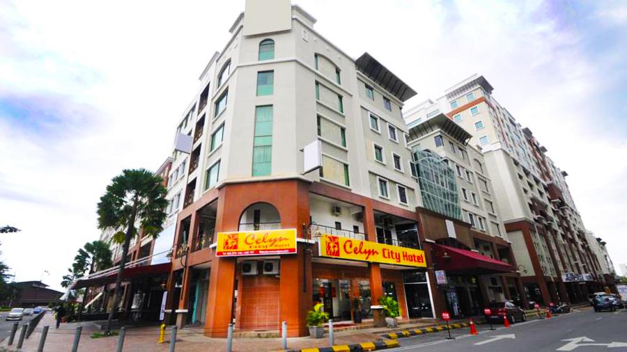 Celyn City Hotel - Kota Kinabalu - Malaysia