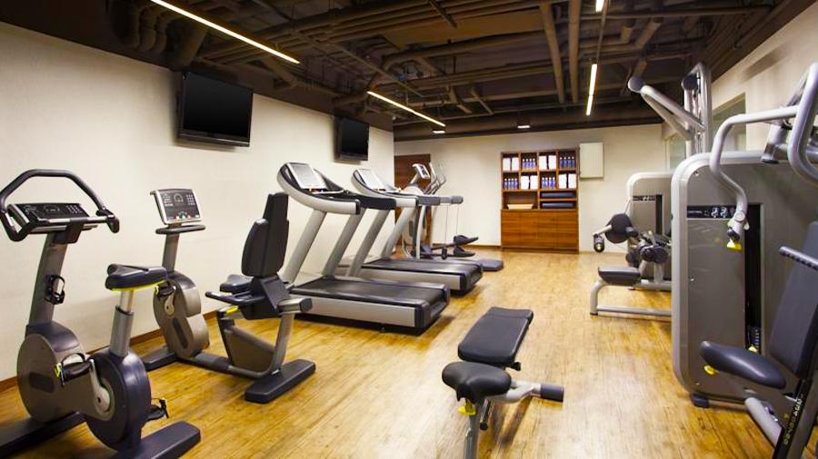 Four Points By Sheraton Sandakan-gym