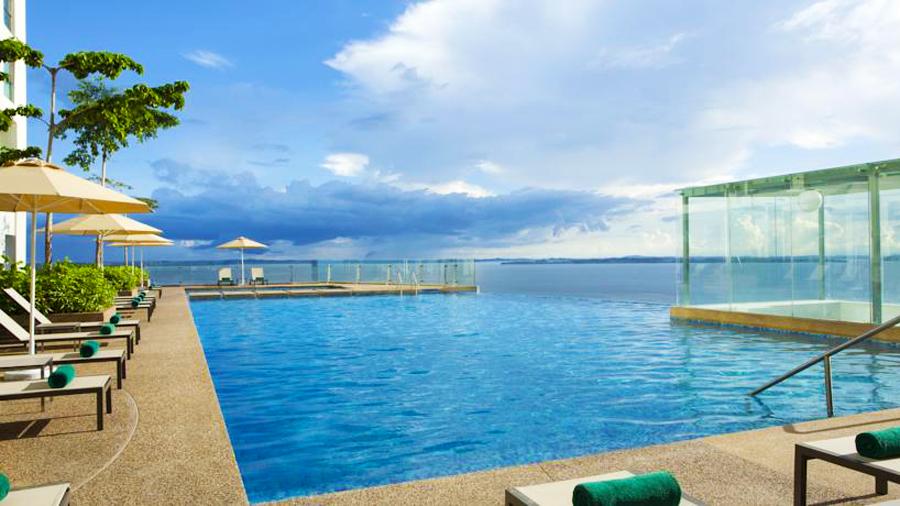 Four Points By Sheraton Sandakan-swimming pool