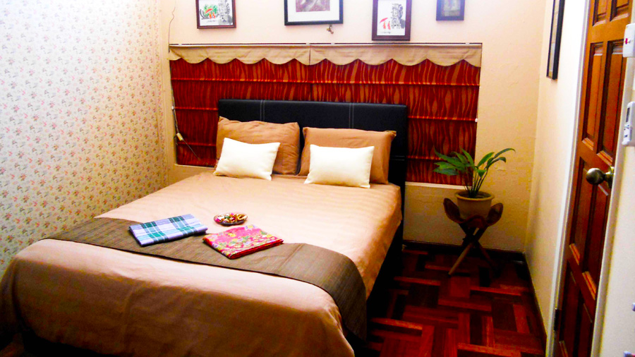 Rooms at Brahminy Kite Holiday Home - KK - Sabah