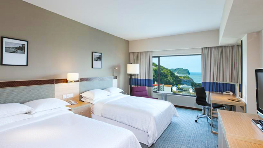 Rooms at Four Points By Sheraton Sandakan