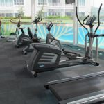 Boneo Holiday Homes@1Borneo Tower B Conominium-fitness center