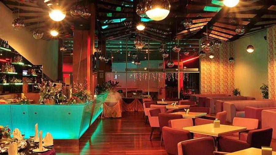 Courtyard Hotel - Restaurant