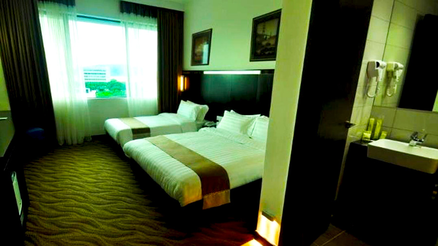 Hotel Dreamtel Kota Kinabalu- Accommodation