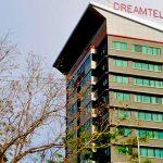 Hotel Dreamtel Kota Kinabalu- building