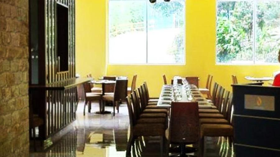 Hotel Dreamtel Kota Kinabalu- restaurant