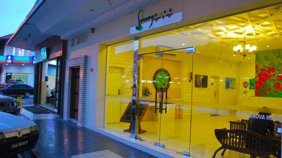 KK Suites Hotel @ Gaya Street-Kota Kinabalu-Malaysia