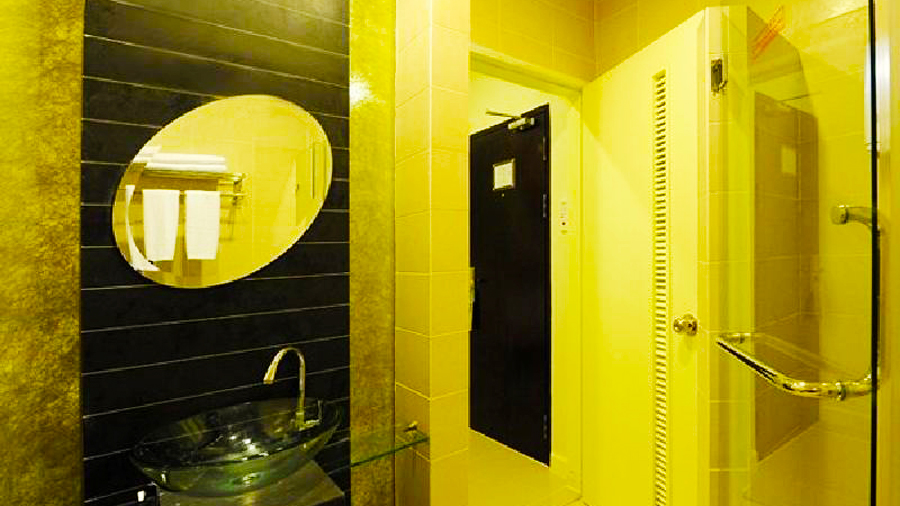 KK Suites Hotel @ Gaya Street-amenities