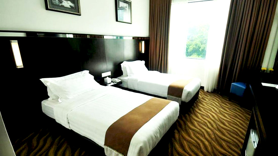 Rooms at Hotel Dreamtel Kota Kinabalu