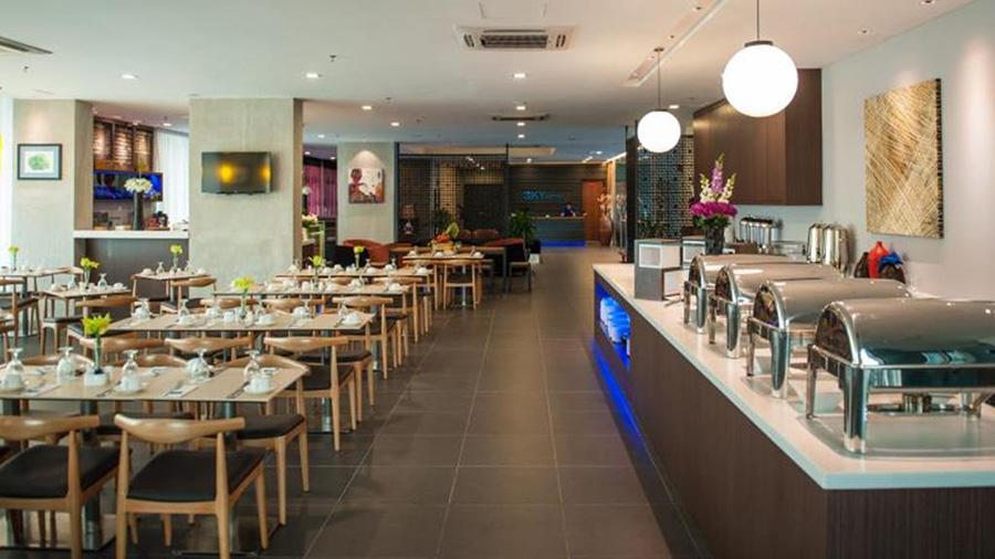 Sky Hotel Restaurant in Kota Kinabalu